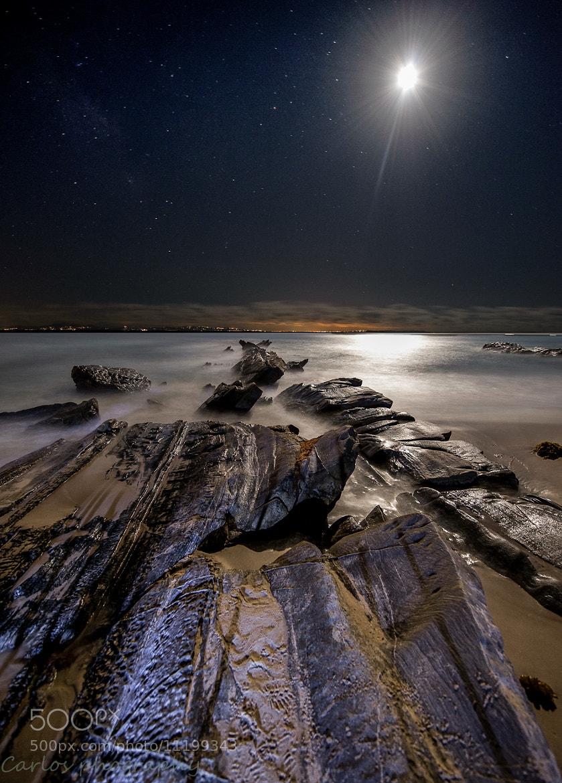 Photograph Luna llena by carlos  de cara gonzalez on 500px