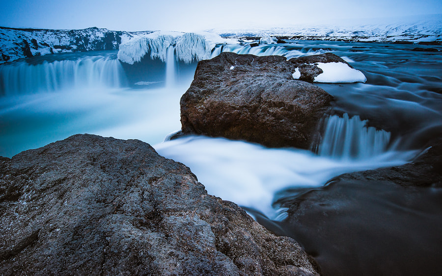 The Other Side of Goðafoss
