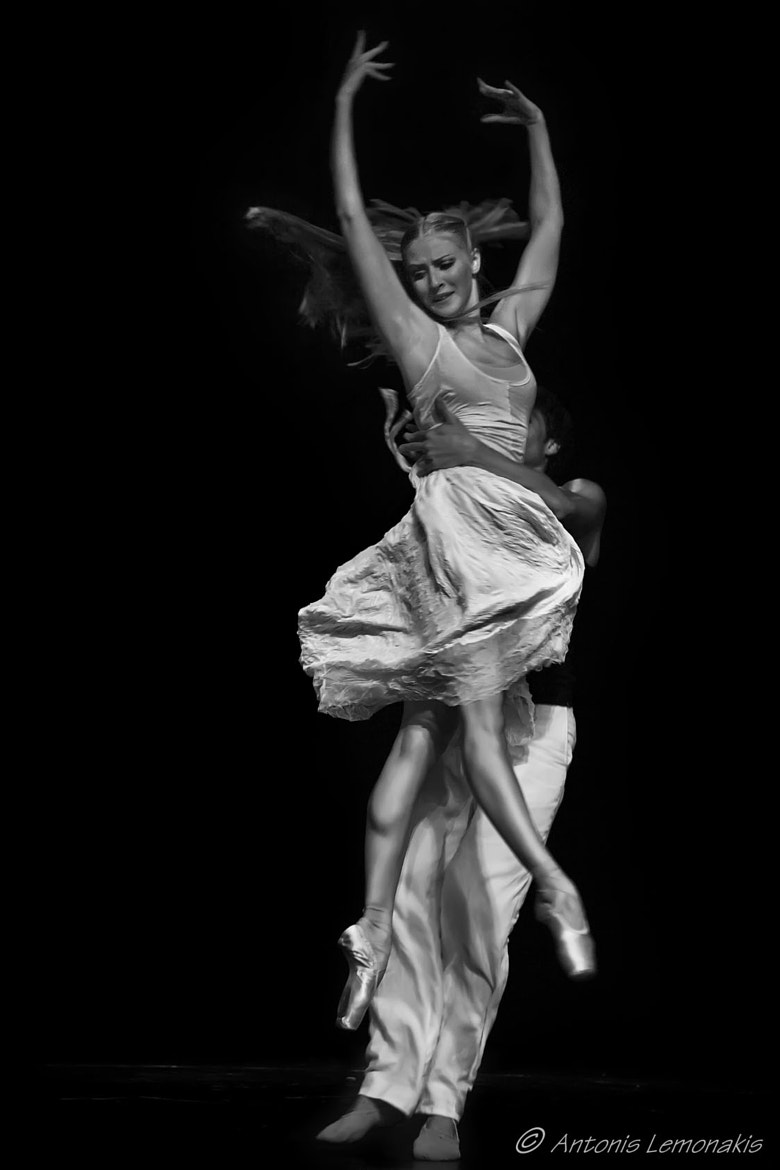 Photograph Ballet 4 by Antonis Lemonakis on 500px
