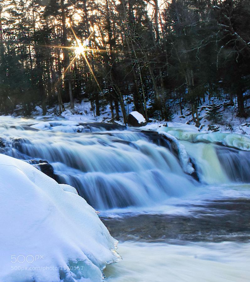 Buttermilk Falls, Long Lake, NY, Adirondack