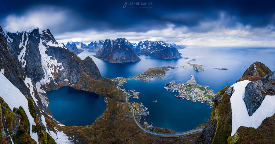 Photograph Oceanic Settlement by Janne Kahila on 500px