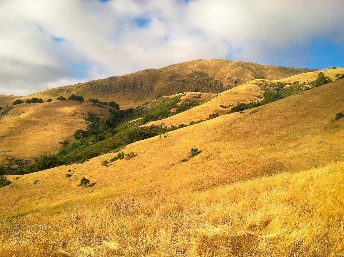 Photograph Mission Peak Landscape by Jherell Rabanal on 500px
