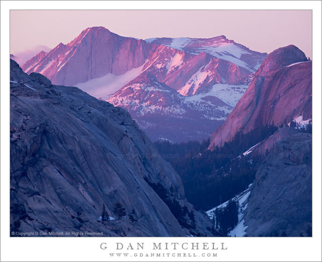 Photograph Last Light, Mount Conness by G Dan Mitchell on 500px