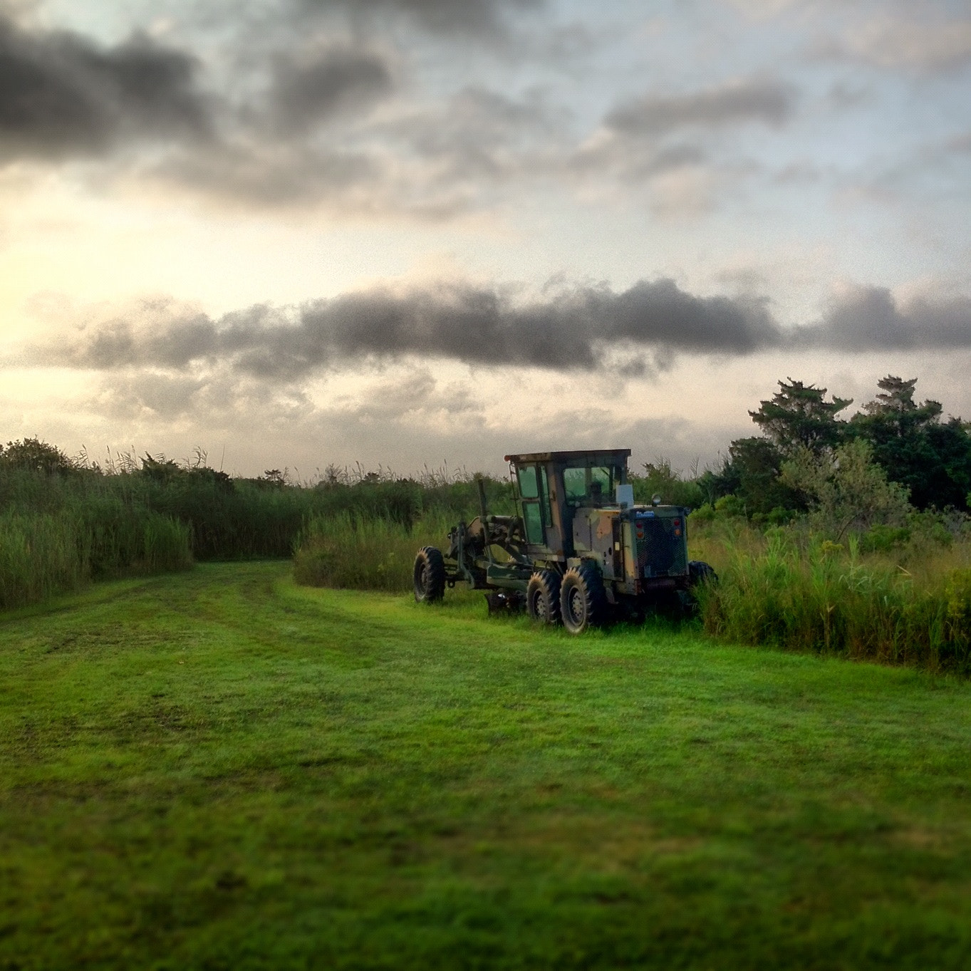 Photograph Fire Island Tractor by Vicki Jauron on 500px