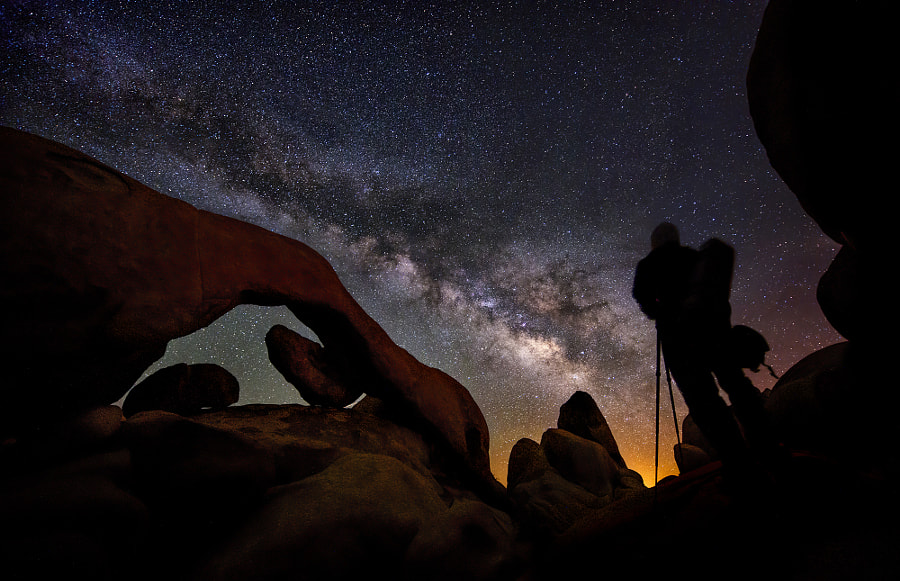 Contemplating The Universe by William McIntosh on 500px.com