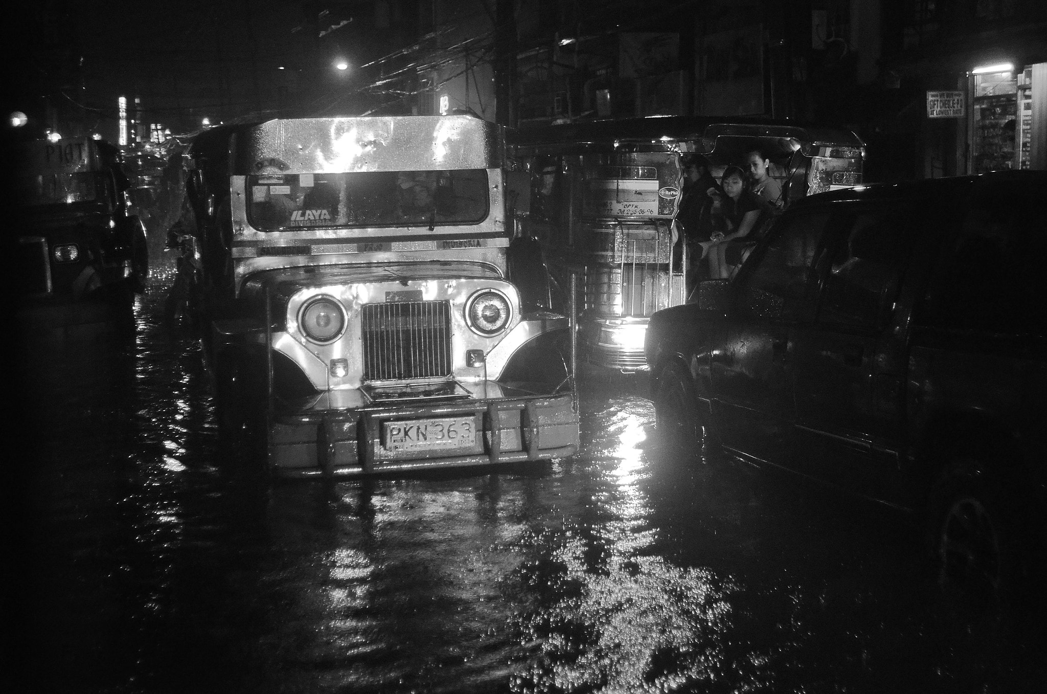 Photograph Flooded street, May Pajo, Manila by  Valdéz on 500px
