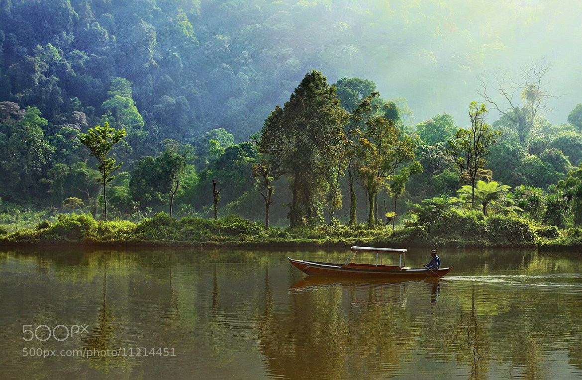 Photograph Morning Serenity by Hari Wiyadi on 500px