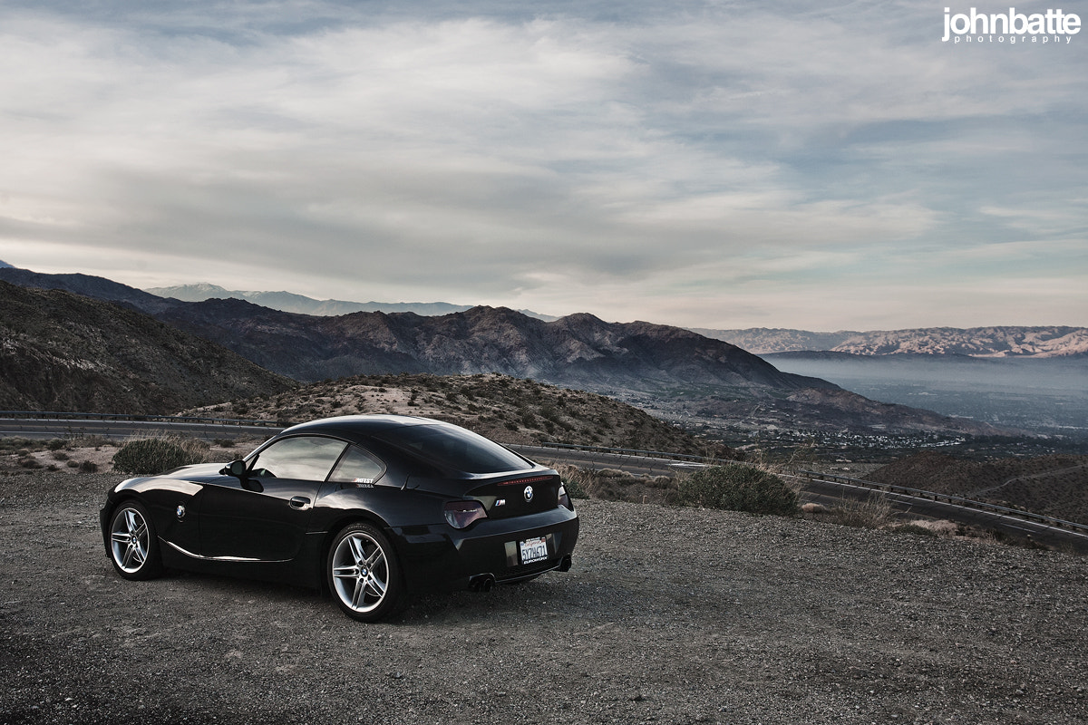 Photograph My Z4 M Coupe by John Batte on 500px
