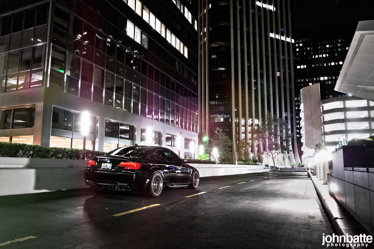 Photograph Mitchell's Gintani Supercharged E92 M3 by John Batte on 500px