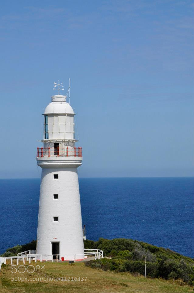 Photograph Cape Otway Lighthouse by Tommy Boudreau on 500px