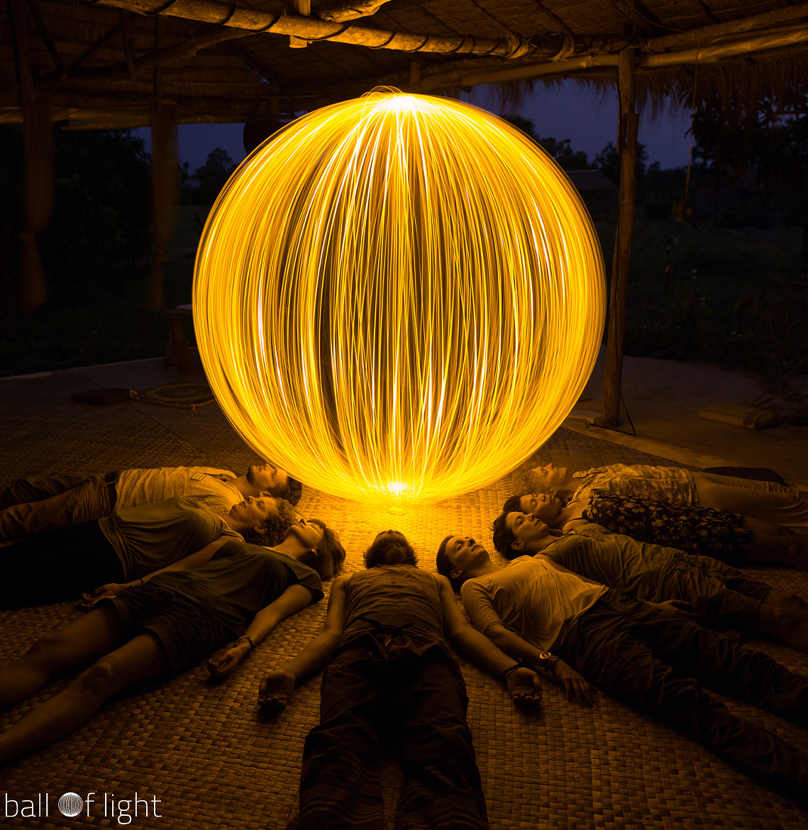 Photograph Ball of Light - The Retreat by Denis Smith on 500px