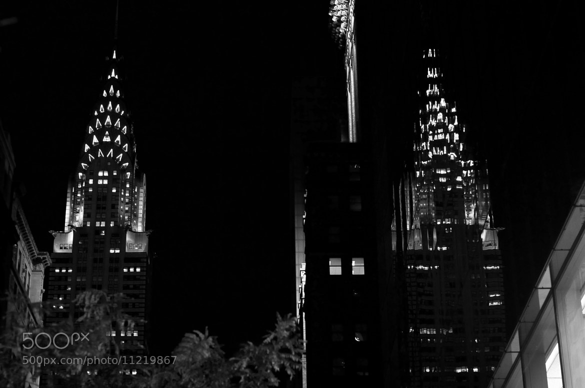 Photograph Double Deco by Jay B. Wilson on 500px