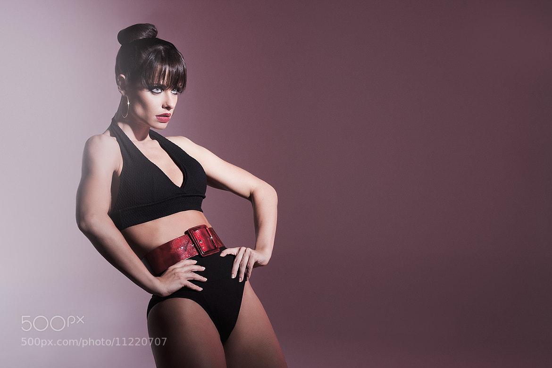 Photograph Daniela Wincler by Fabricio Garcia on 500px