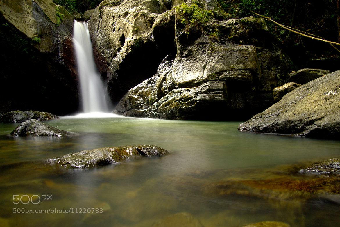 Photograph Waterfall by Zach Becker on 500px