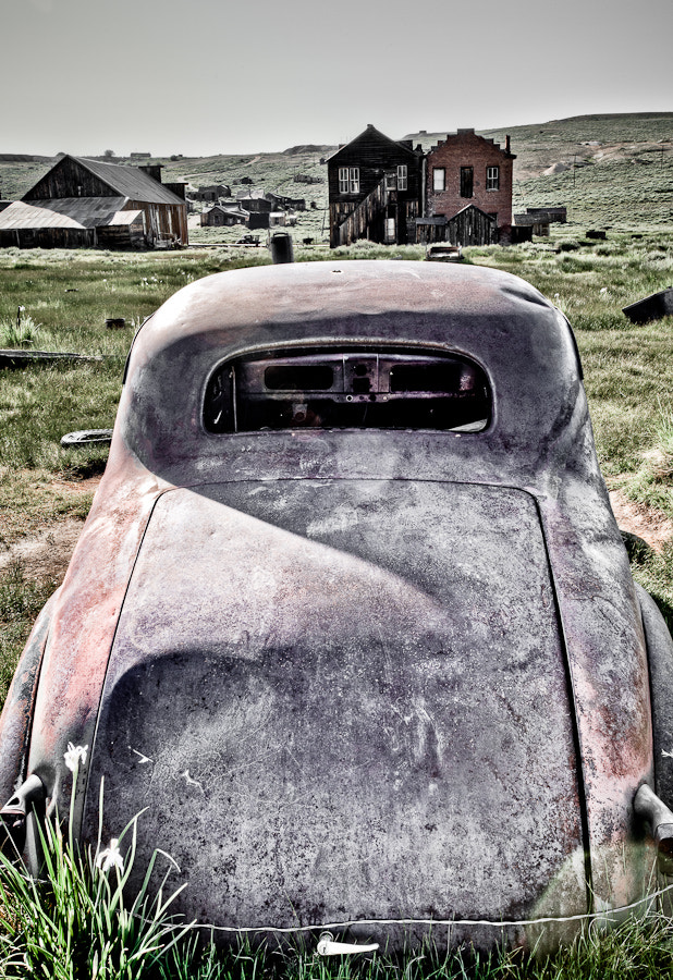 Photograph Bodie II by Joseph Fronteras on 500px