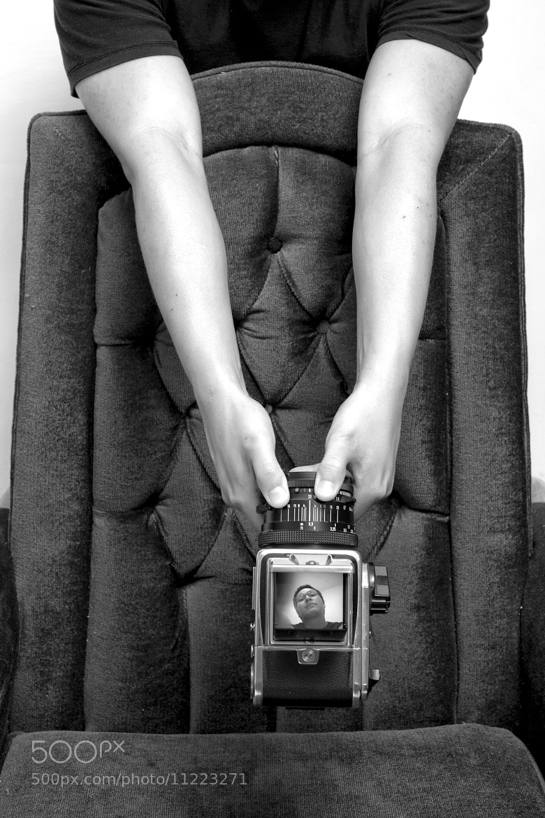 Photograph Just Me  by Gabriel Bravo on 500px