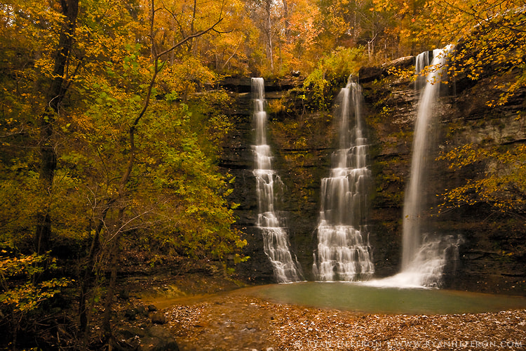 Photograph Triple Falls by Ryan Heffron on 500px