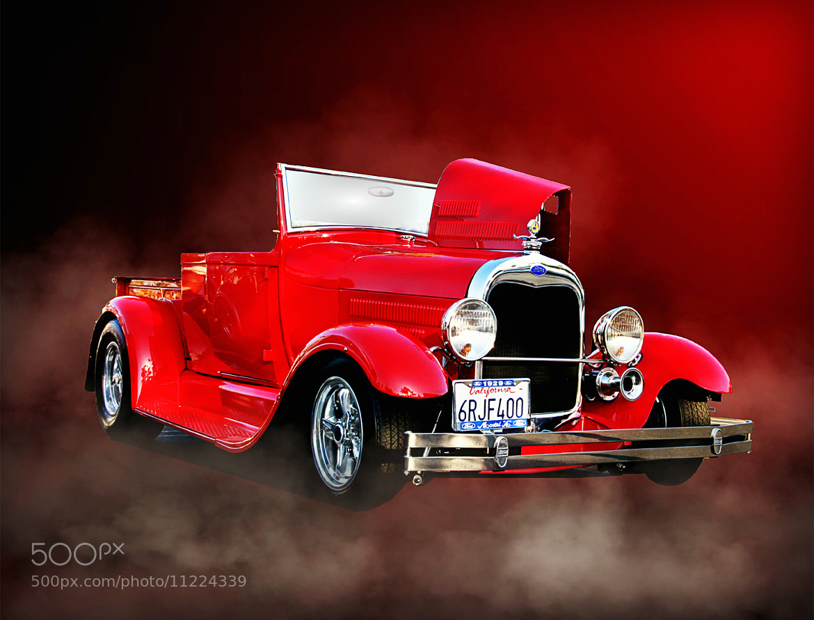 Photograph Red Hot by susan spinola on 500px
