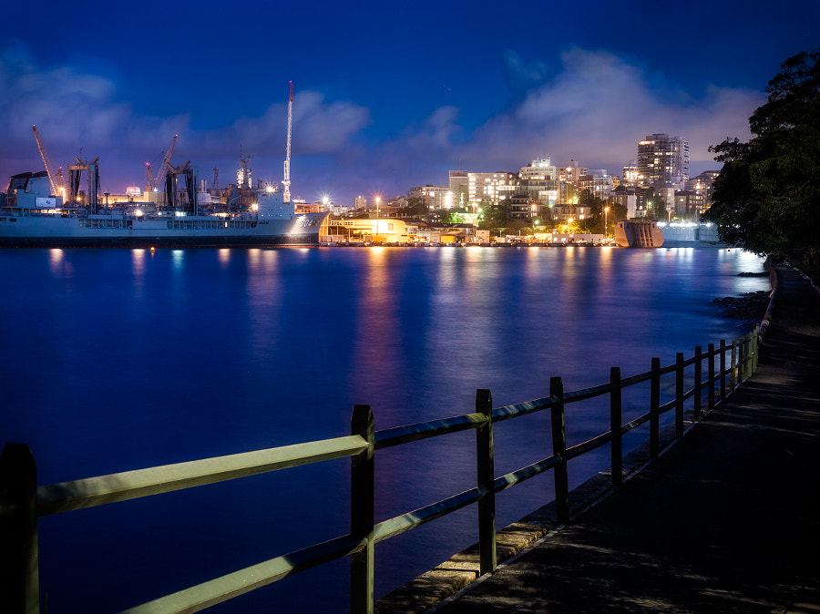Photograph Woolloomooloo Bay, Sydney NSW Australia by Travis Chau on 500px