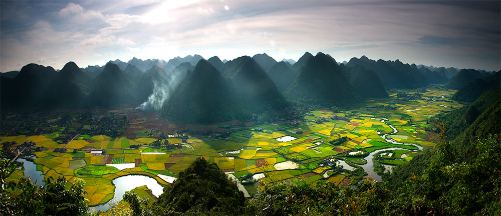 Photograph Bacson Panorama by Hai Thinh on 500px