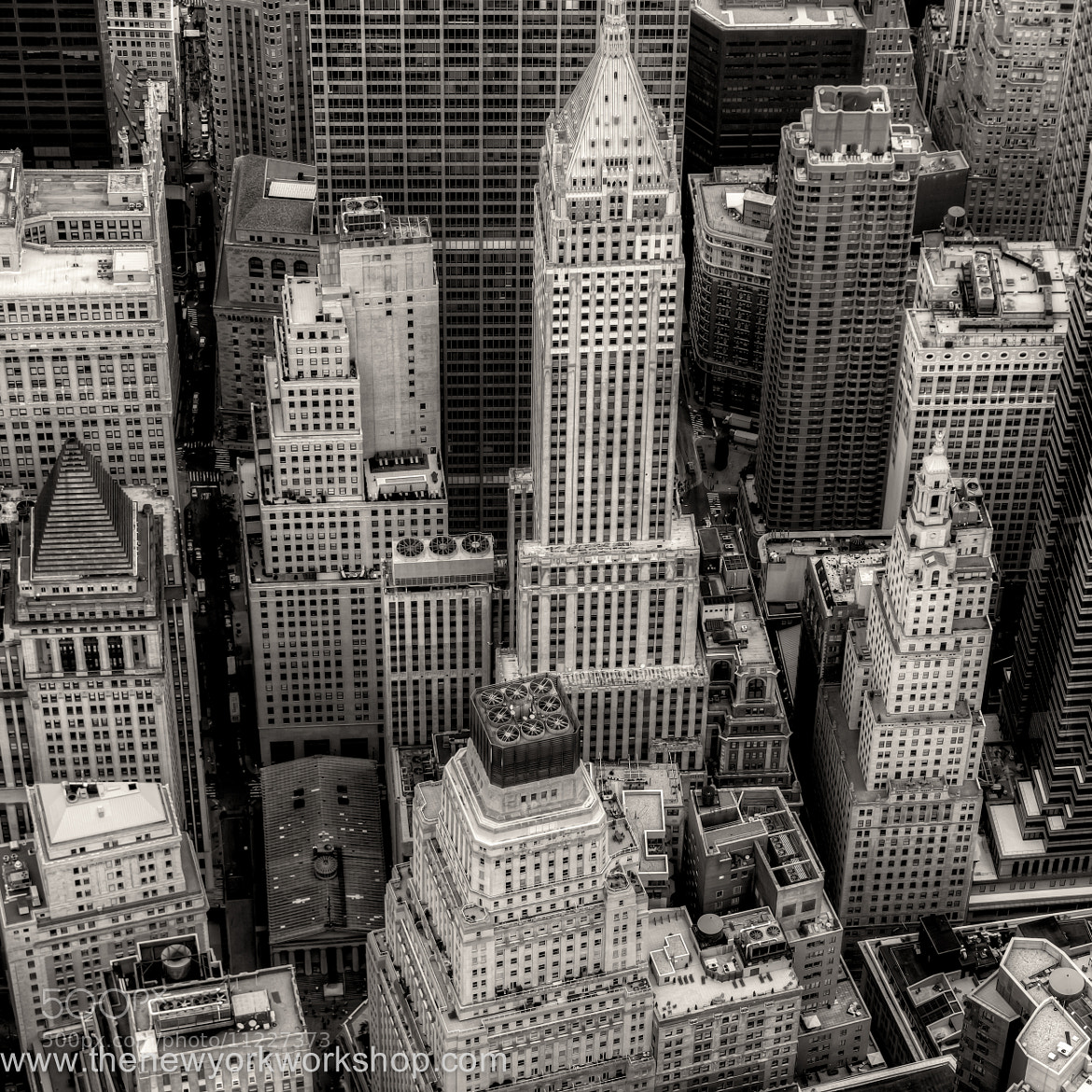 Photograph Walled up wall street by regis boileau on 500px
