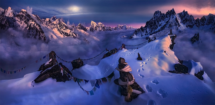 The Endless Search by Max Rive on 500px.com