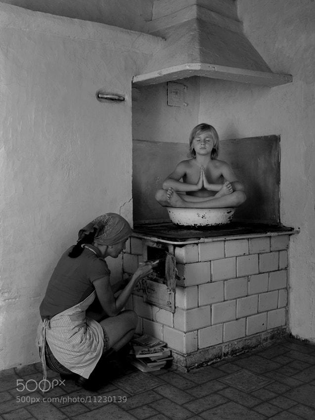Photograph the sacred fire by Sebastian Luczywo on 500px