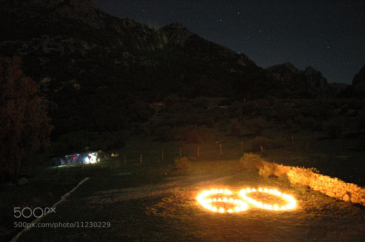 Photograph Earth Hour. Zaghouan. Tunisia by Wafa Sebri on 500px