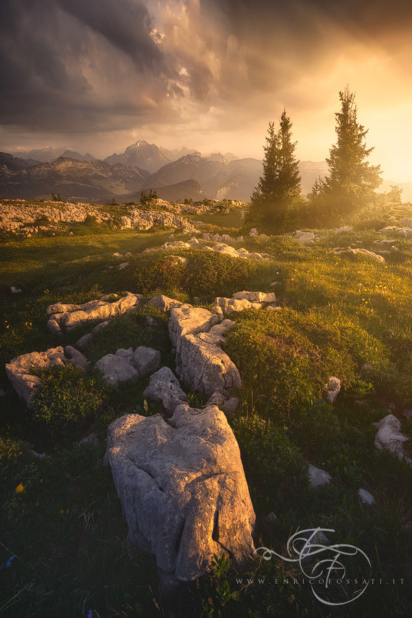 Photograph The Light is Coming by Enrico Fossati on 500px