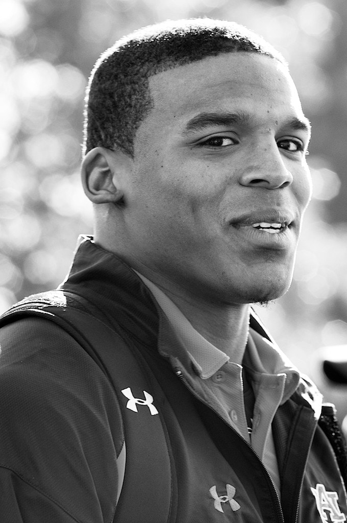 Photograph Cam Newton by j o on 500px