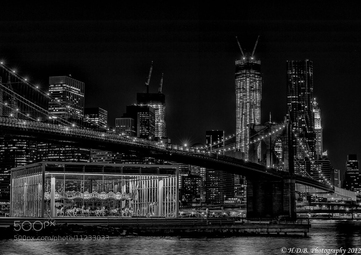 Photograph B&W New York by Harold Begun on 500px