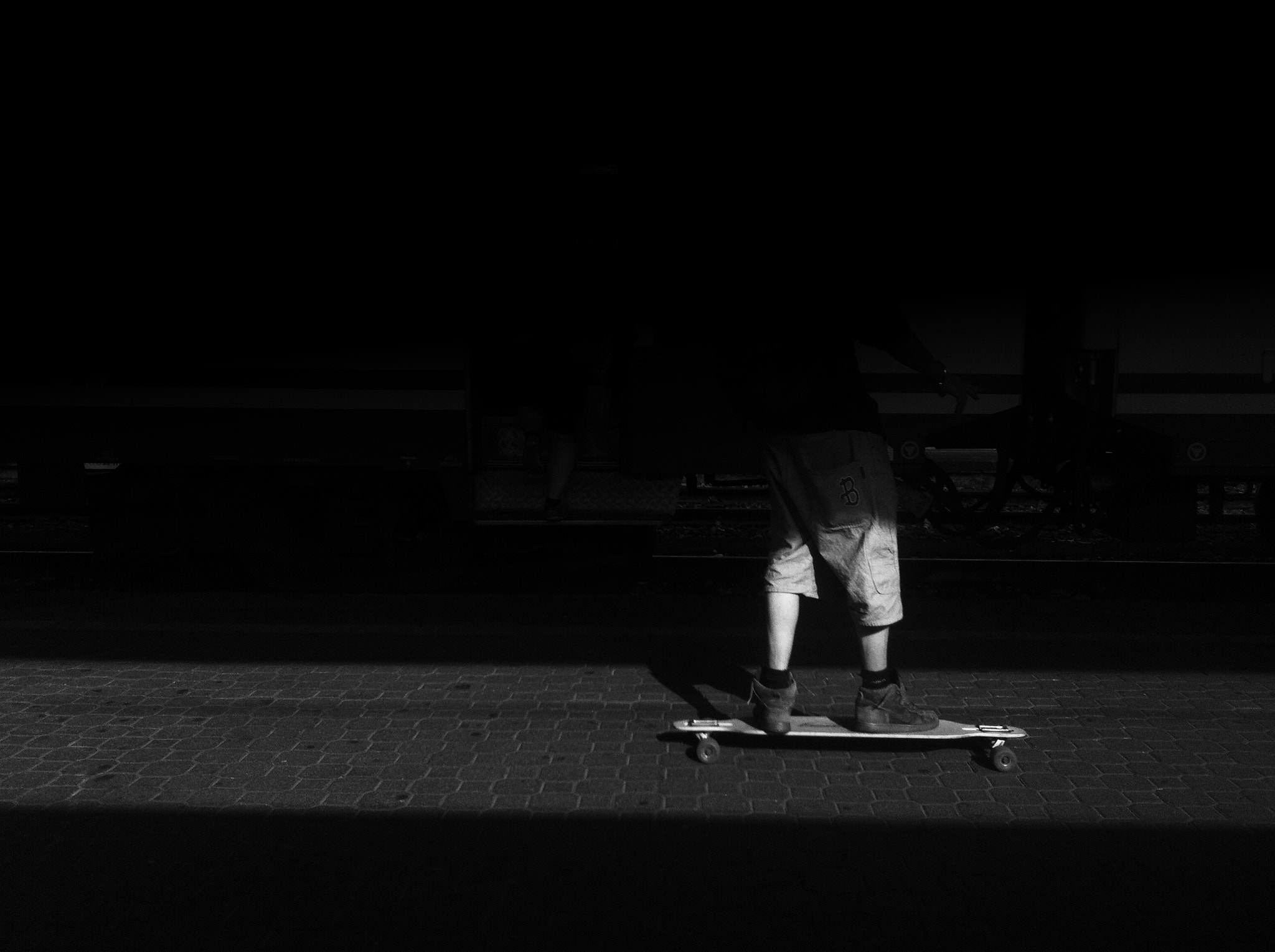 Photograph Longboard ride by Alessandro Greganti on 500px