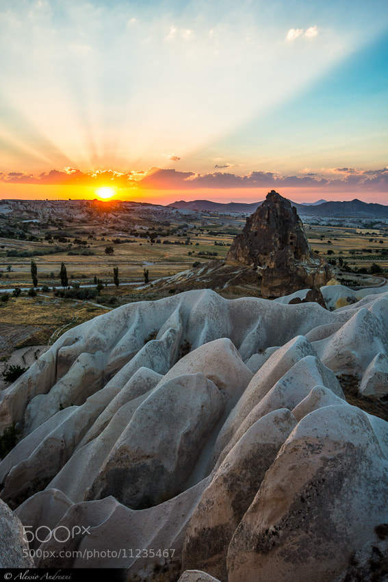 Photograph Goodnight Cappadocia by Alessio Andreani on 500px