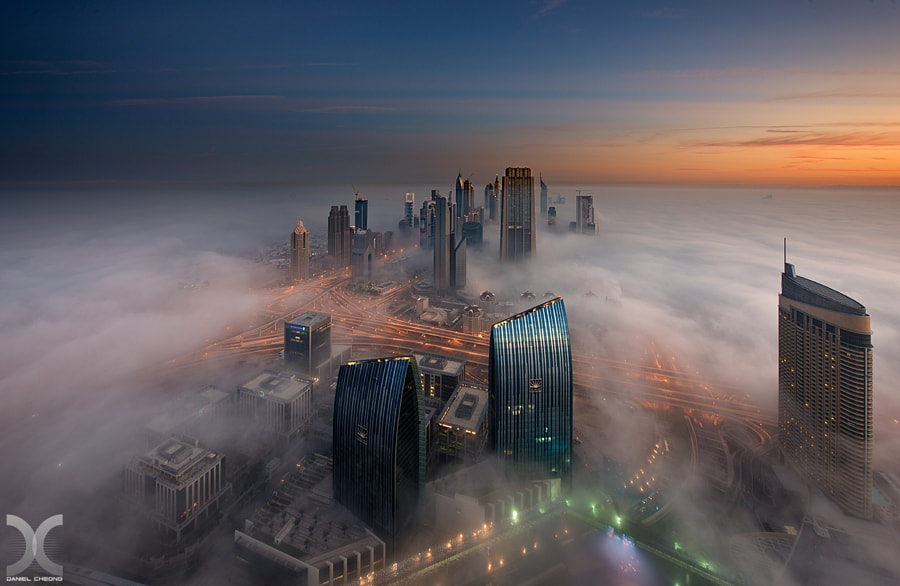 Photograph Cryogenic Dubai by Daniel Cheong on 500px