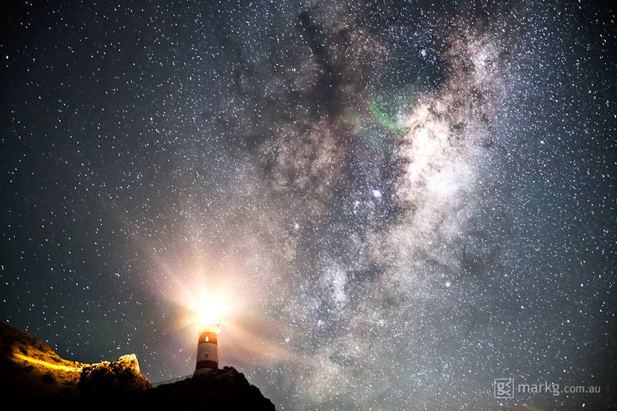 Photograph The Heavens Above Palliser by Mark Gee on 500px