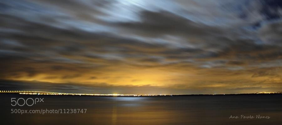 Photograph The words of clouds by Anita  Nunes on 500px