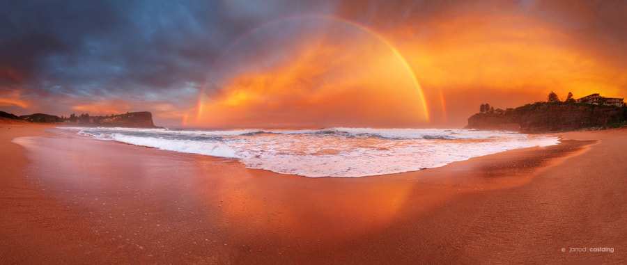 Double Rainbow by Jarrod Castaing on 500px.com
