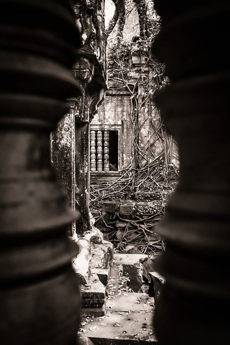 Photograph Beng Mealea Temple by Oat Vaiyaboon on 500px