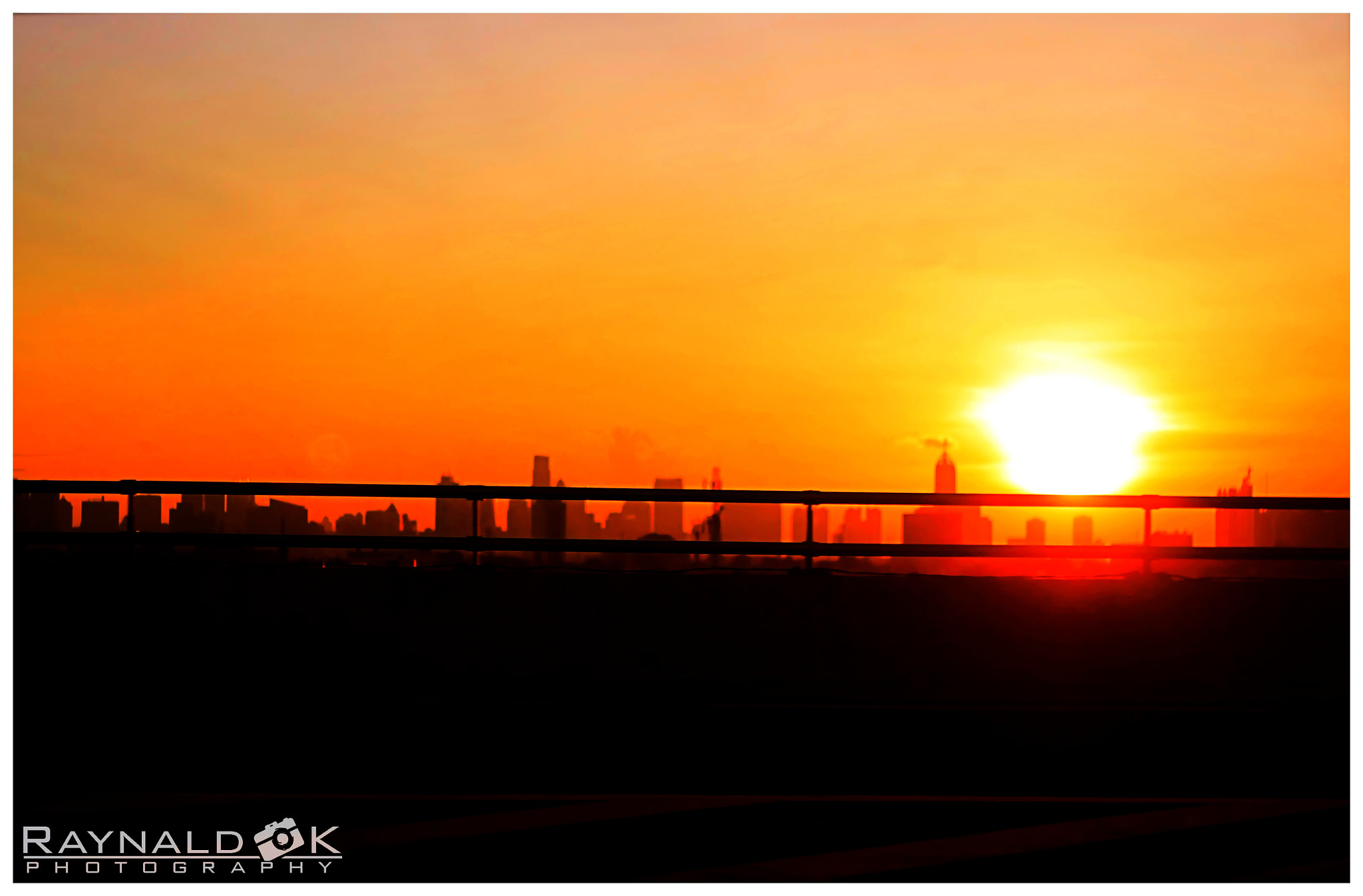 Photograph Sunset On The Street by Raynald Kartawan on 500px