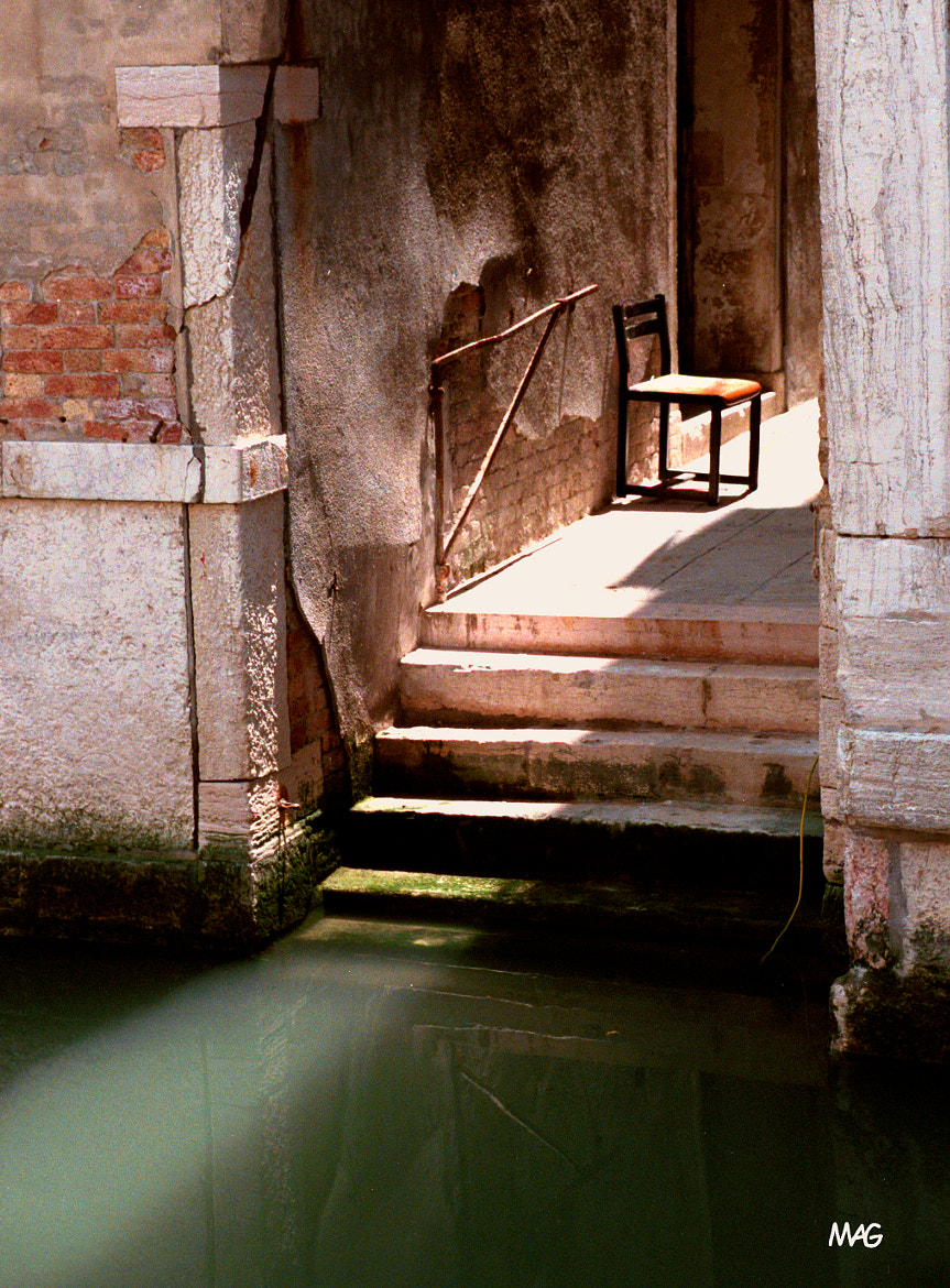 Photograph Venice Chair by Mark Gammon on 500px