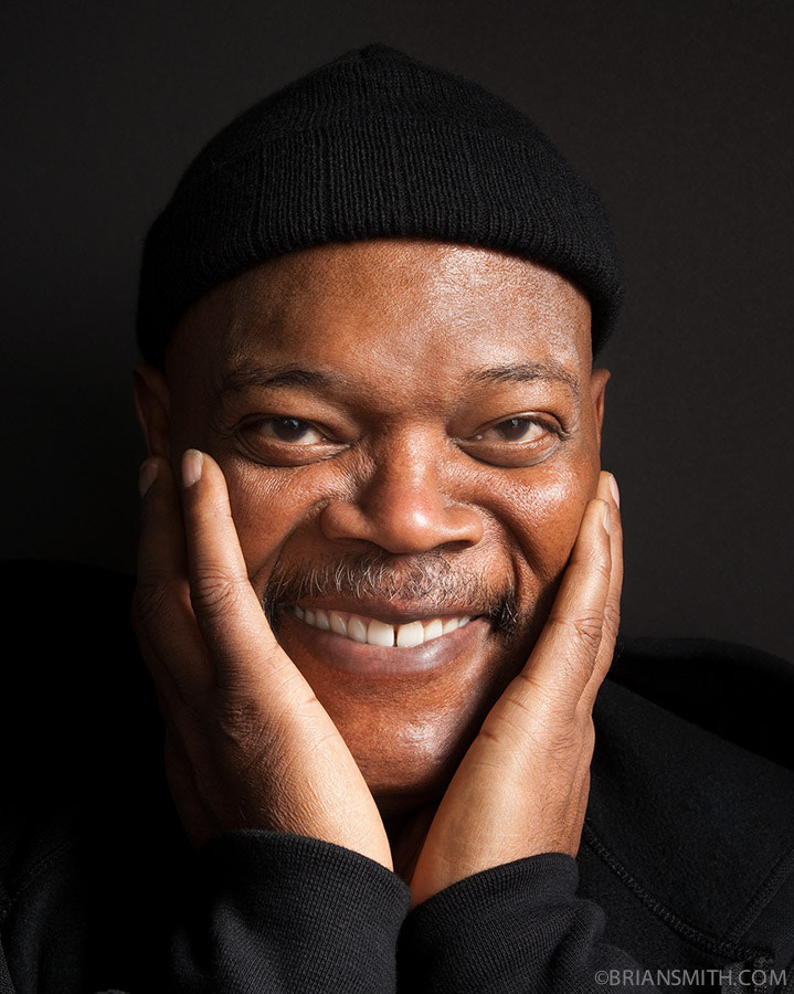 Photograph Samuel L. Jackson photographed at the Sundance Film Festival for by Brian Smith on 500px