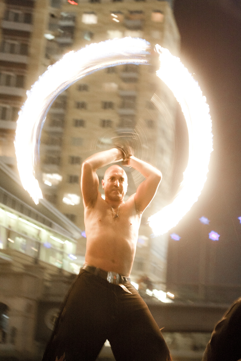 Photograph Fire Spinning by Mike Ippolito on 500px