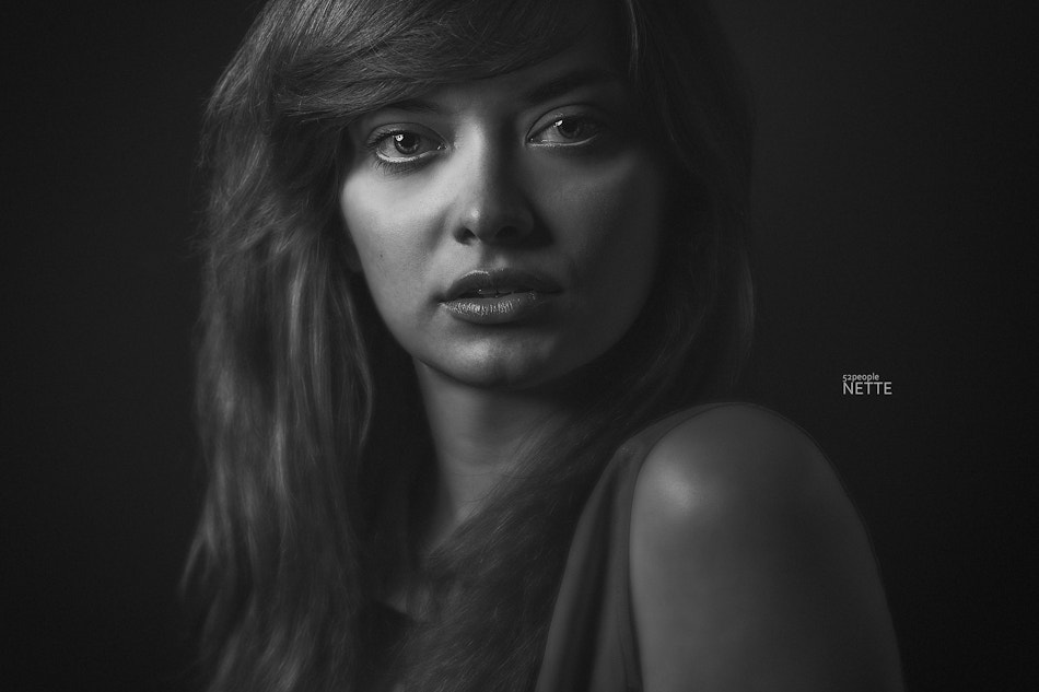 Photograph 4/52 People - Nette by Christopher Wesser on 500px