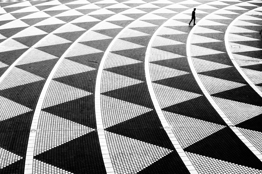 Photograph Triangles by Junichi Hakoyama on 500px