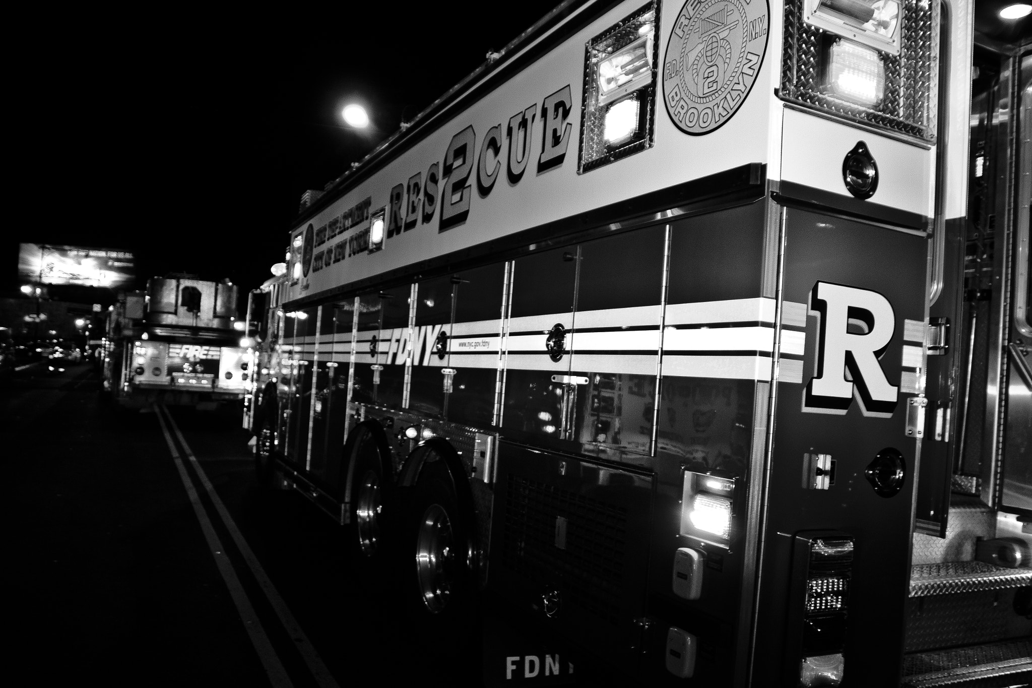 Photograph Rescue 2 FDNY by Mike Ippolito on 500px