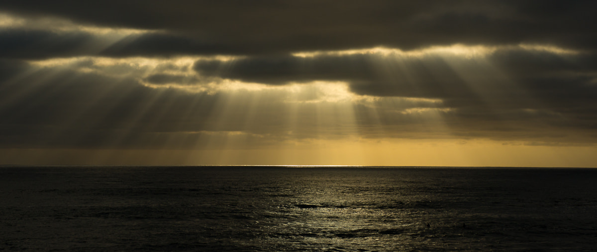 Photograph Pacific by Fredrik Backman on 500px