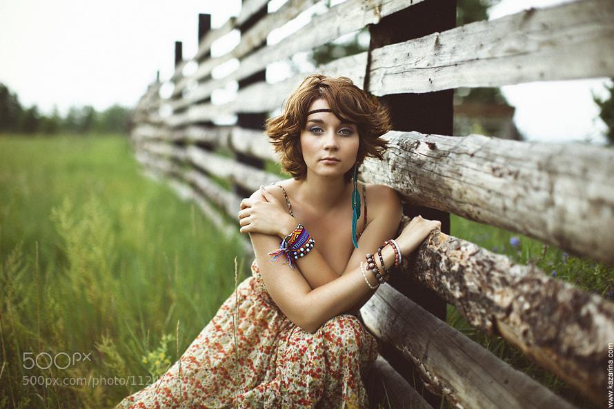 Photograph field of love by Kristina Kazarina on 500px
