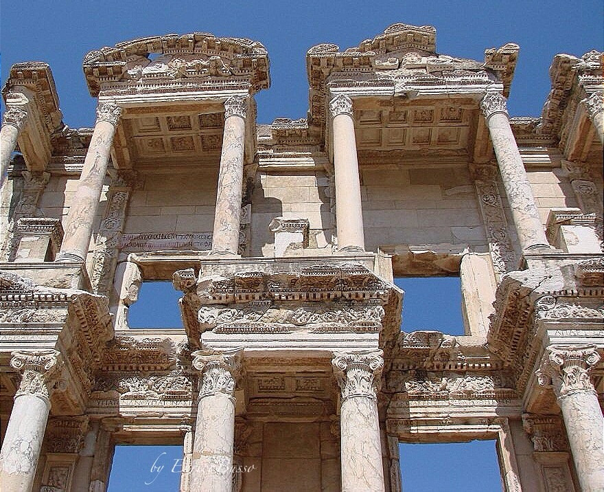 Photograph Ephesus by EnricoBusso on 500px