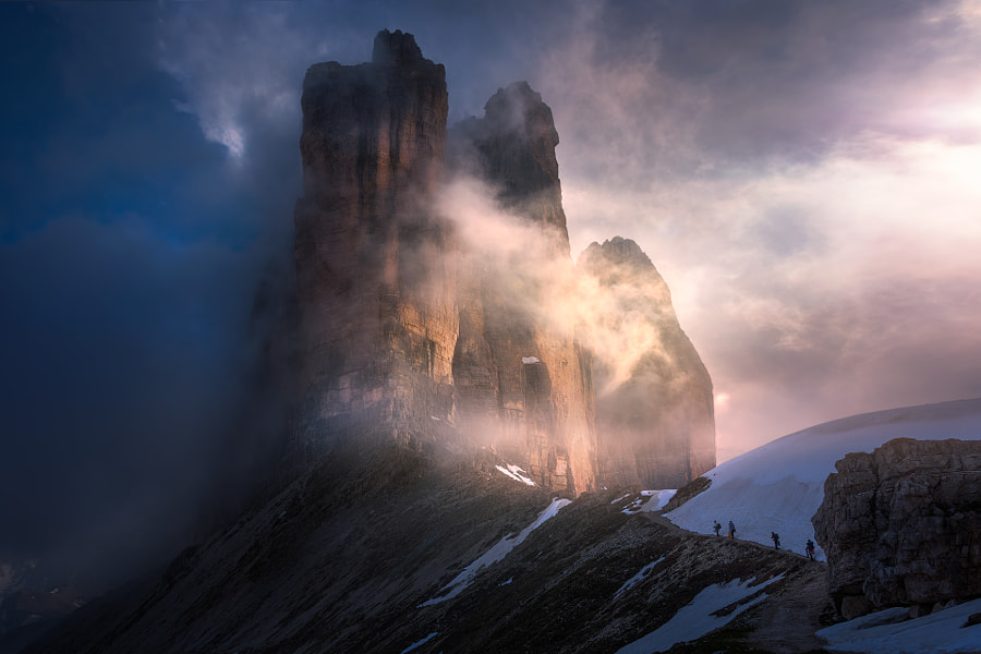Photograph Spirit of Tre Cime by AtomicZen : ) on 500px