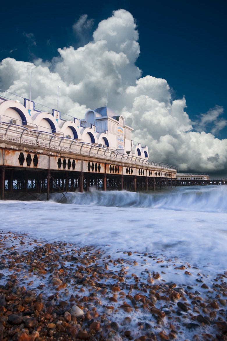 Photograph Southsea Pier by Andrew Walker on 500px